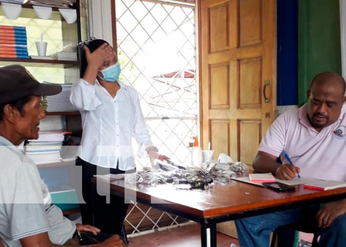 nicaragua, rio san juan , brigadas medicas, salud,