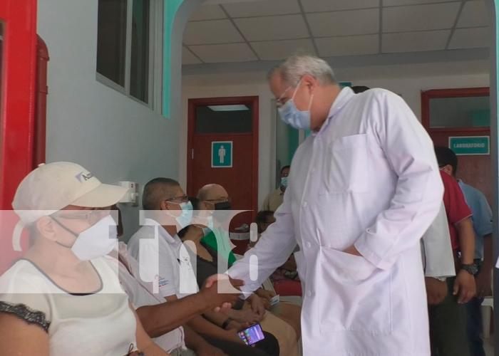 Nicaragua, vacuna, Covishield, Rivas,