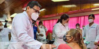 nicaragua, dosis, vacuna, covid 19, salud, managua,