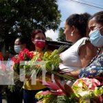 nicaragua, carlos fonseca, san carlos, ofrenda, homenaje,