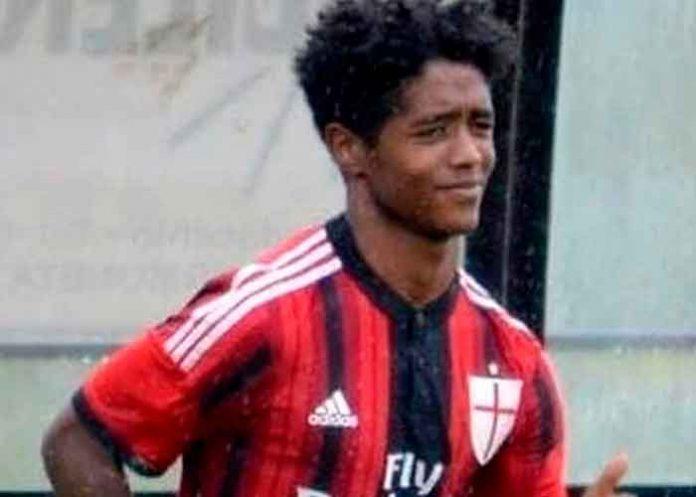 italia, futbol, suicidio, said visin,