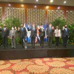 nicaragua, sica, relaciones exteriores, reunion, ministros, estados unidos, mexico,
