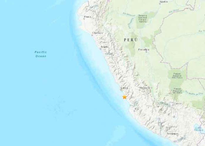 Perú, lima, sismo, daños materiales,