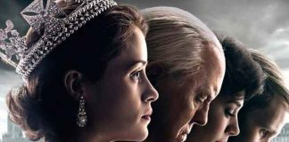 cine, the crown, rodaje, serie, netflix, temporada 5, familia real,