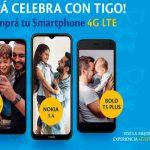 nicaragua, tigo, Smartphones, promociones, papa,