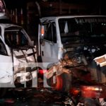 Nicaragua, tipitapa, accidente, personas lesionadas,