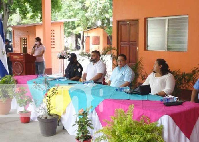 nicaragua, bomberos, titulo de propiedad, la trinidad, esteli,