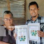 nicaragua, titulo de propiedad, rivas, familias, seguridad juridica,