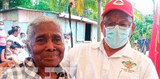 Corn Island , títulos, 73 familias, nicaragua,