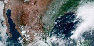 mexico, tormenta tropical dolores, meteorologia, lluvias,