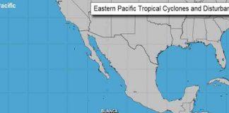 mexico, tormenta tropical blanca, meteorologia, lluvias,