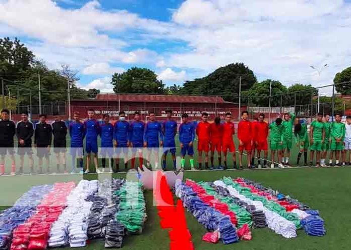 nicaragua, uniformes, movimiento alexis arguello, deporte,