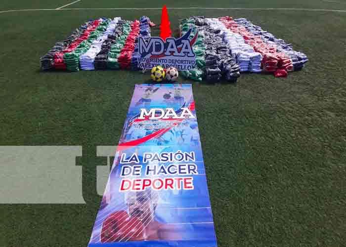 nicaragua, uniformes, movimiento deportivo alexis arguello,