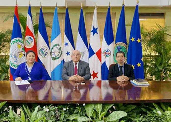 nicaragua, union europea, reunion,