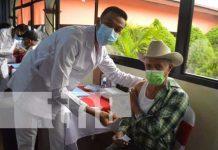 nicaragua, vacunacion, salud, jinotega, dosis,