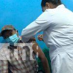 nicaragua, ometepe, vacunacion, covid, segunda, dosis,