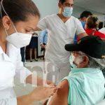 Nicaragua, Managua, segunda dosis, jornada de vacuna,Covishield,