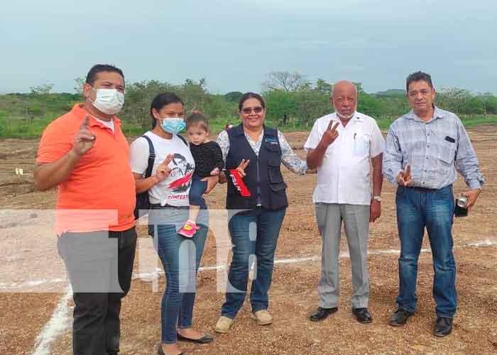 nicaragua, juigalpa, terrenos, familias,