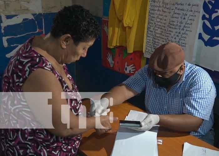 nicaragua, rivas, verificación ciudadana, familias,