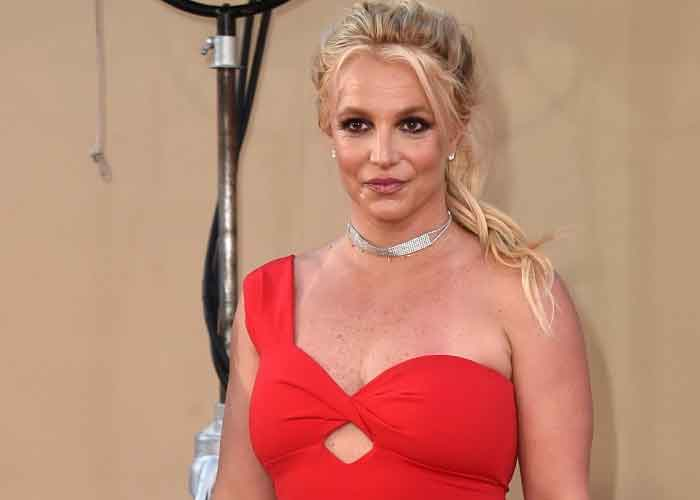 entretenimiento, Britney Spears, topless,