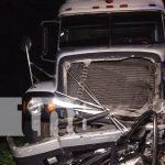 nicaragua, esteli, accidente de transito, fallecido,