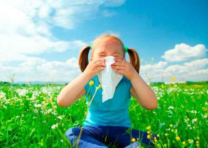 salud, dia mundial, alergia, personas, sintomas