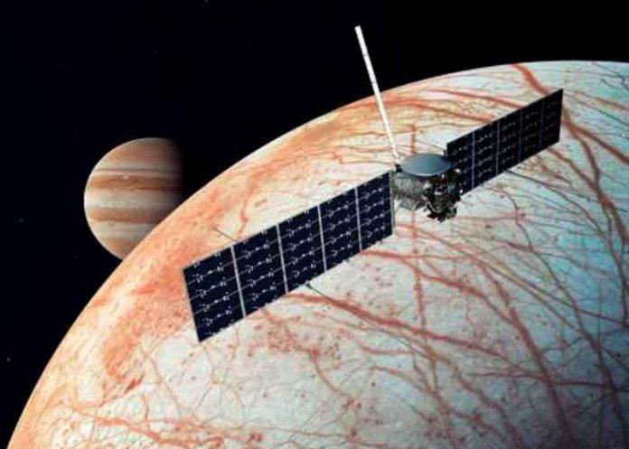ciencia, nasa, mision, europa clipper, spacex