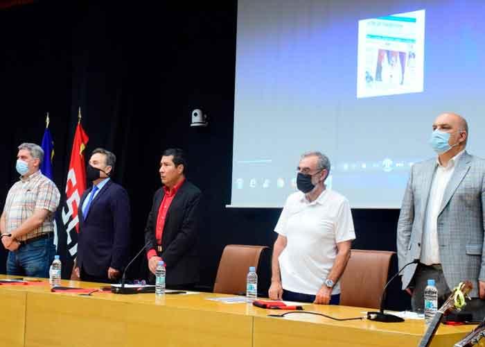 nicaragua, españa, celebracion, revolucion sandinista, 42 aniversario