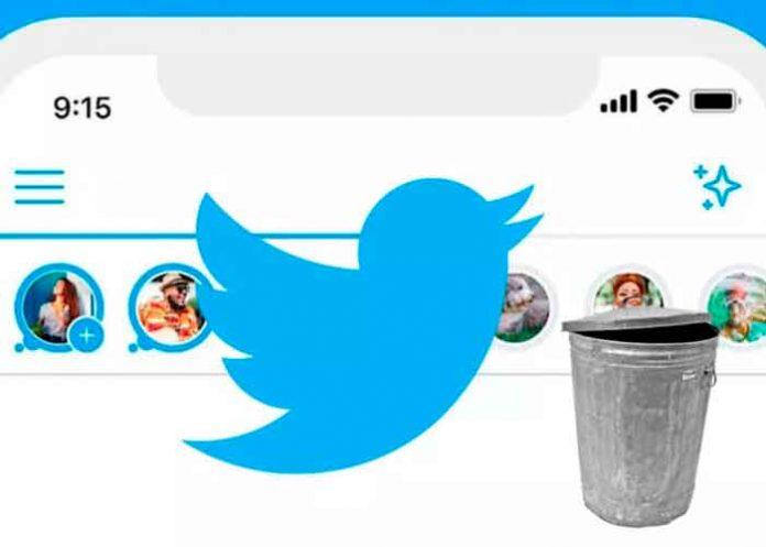 tecnologia, twitter, fleets, eliminacion, usuarios