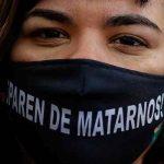 argentina, feminicidios, violencia de genero, estadisticas,