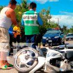 Tres personas fallecidas, accidentes de transito, Nicaragua