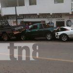 nicaragua, sucesos, accidente de transito, colision,