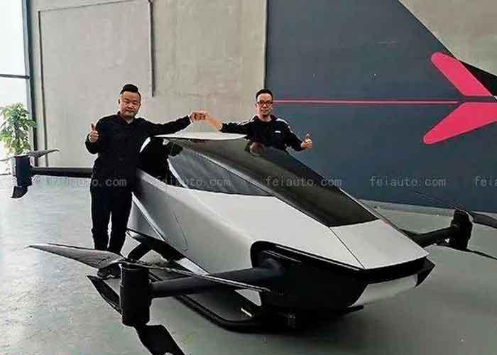 tecnologia, china, vehiculo volador, caracteristicas, traveler X2