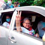 nicaragua, rosario murillo, 42 aniversario, revolucion sandinista