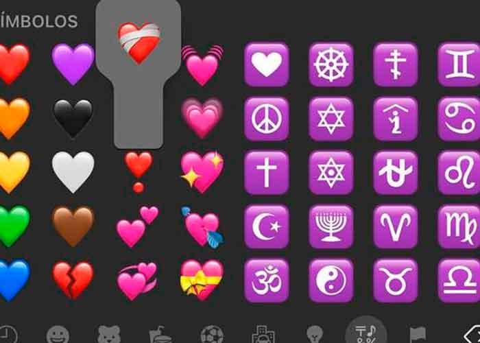tecnologia, emojis, WhatsApp,