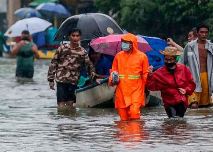 nicaragua, filipinas, mensaje, condolencias