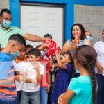 nicaragua, viviendas, restitución de derechos, Ocotal,