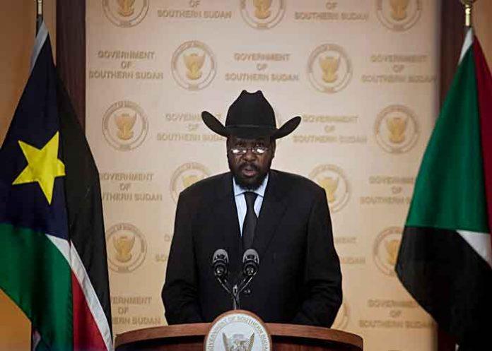 nicaragua, saludo, sudan del sur, independencia, aniversario