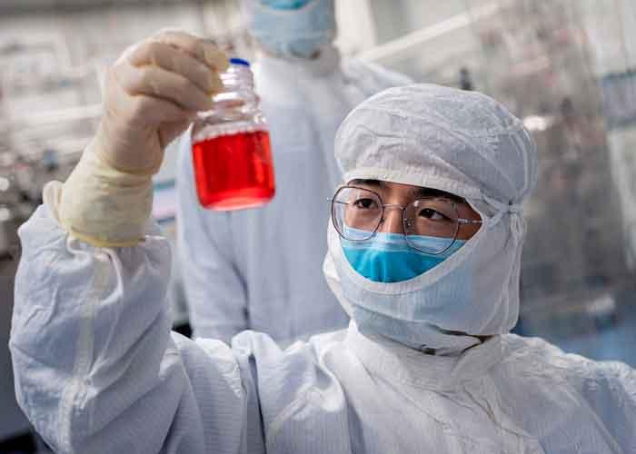 salud, virus del mono b, sintomas, contagio, china