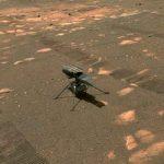 ciencia, nasa, helicóptero ingenuity, noveno vuelo, caracteristicas