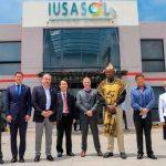nicaragua, mexico, embajador, visita, centro de desarrollo espacial