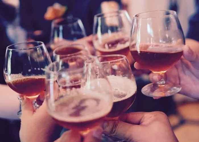 salud, alcohol, consumo, enfermedades, estudio