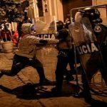 peru, violencia, manifestantes, keiko fujimori, disturbios