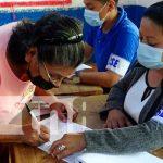 nicaragua, masaya, verificación ciudadana, familias,