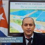 cuba, ministro de energia, sistema electroenergetico, bloqueo, reparaciones