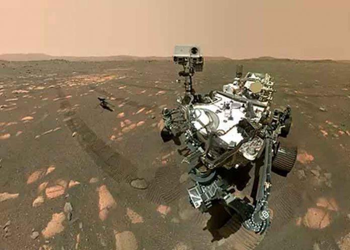 ciencia, marte, rover perseverance, excavaciones, analisis