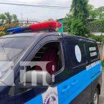 nicaragua, policia nacional, accidente, tipitapa, ciudad sandino