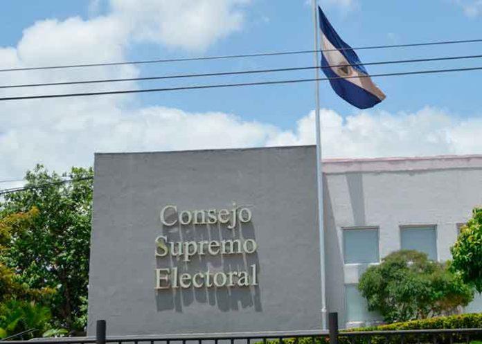 nicaragua, cse, comunicados, certificados de nacimiento, cedula