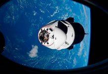 ciencia, capsula de spacex, nasa, estacion espacial, internacional, retorno