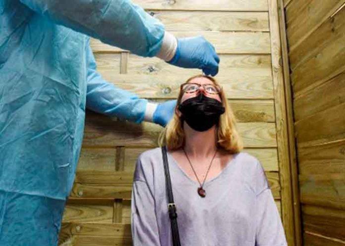 salud, oms, coronavirus, variante delta, contagios